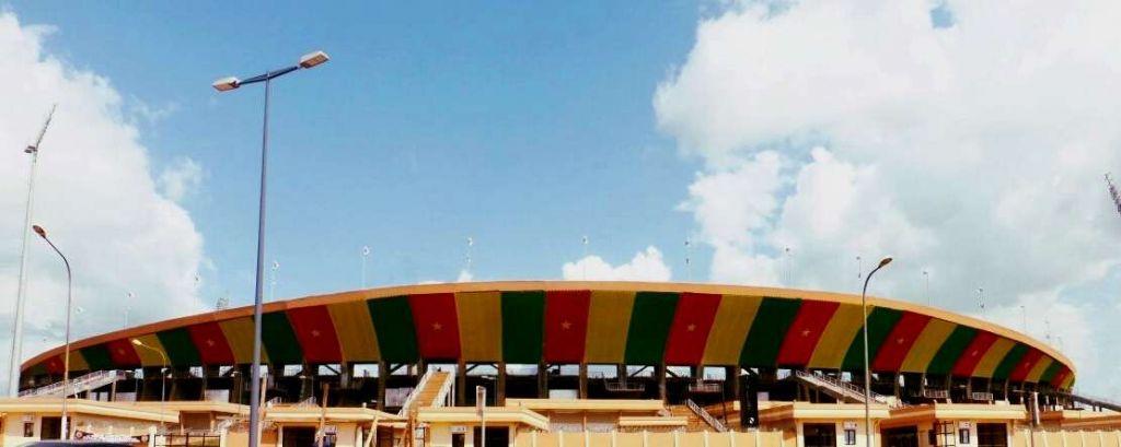 Stade Yaoundé Cameroun